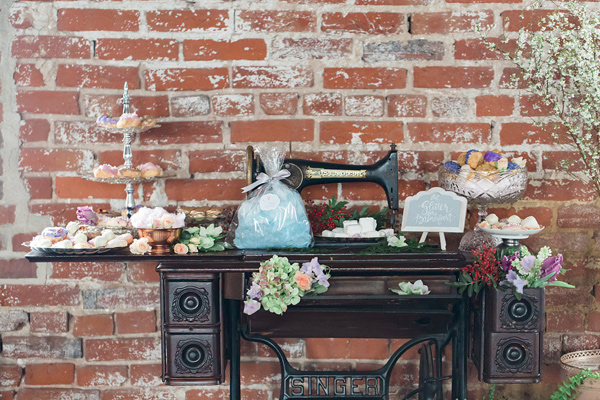 Ruffled - photo by Jessica Cooper Photography http://ruffledblog.com/sweet-caroline-bridal-collection