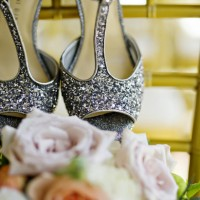 Bridal shoes -Andie Freeman Photography