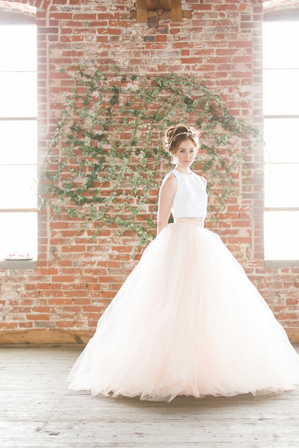 Sweet Caroline bridal collection - photo by Jessica Cooper Photography http://ruffledblog.com/sweet-caroline-bridal-collection