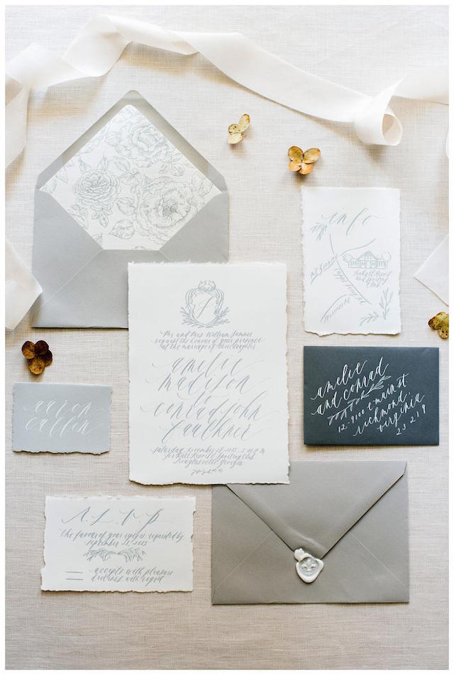 stationery suite | rustic white photography| Burnett's boards