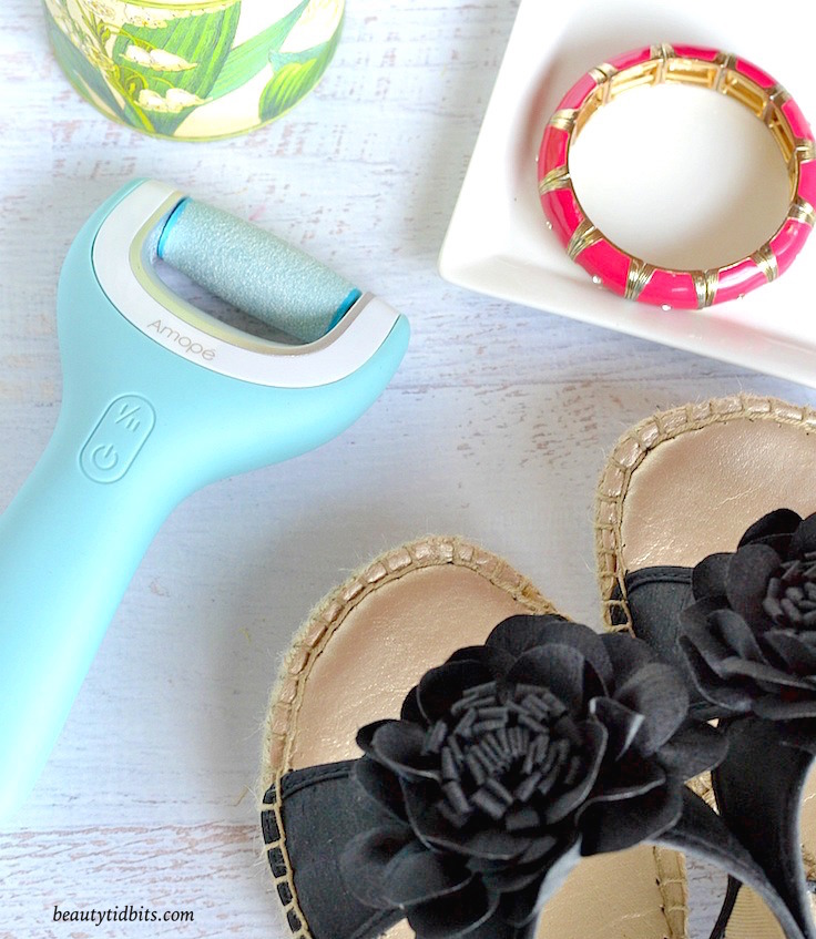 It's time to kick off your winter boots and lace your spring sandals! Get your feet in shape for strappy shoes and cute wedges with these tips — then treat yourself to a fabulous pedicure to go with those new sandals!