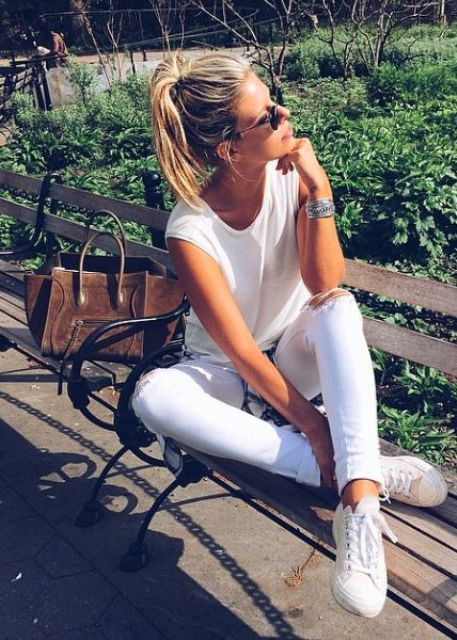 21 Chic Casual Summer Date Outfits For Girls