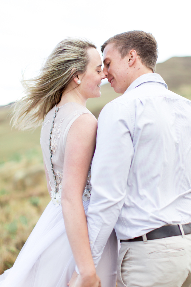 Engagement shoot South Africa | Photography: Ian Odendaal | Burnett's Boards