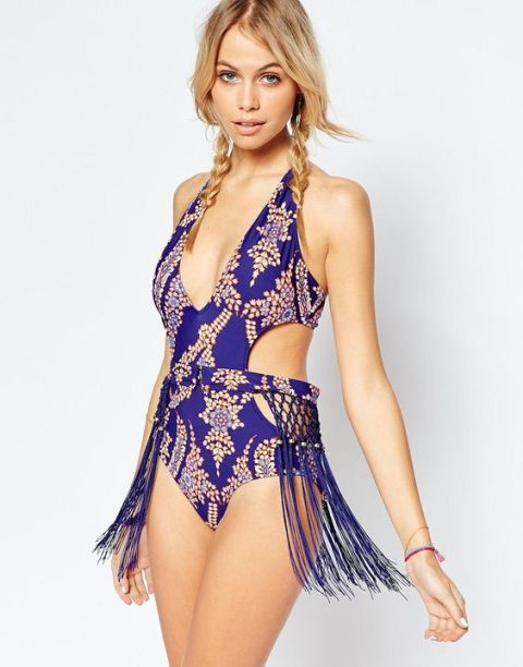 16 Sexy Fringe Swimsuit Ideas For Summer