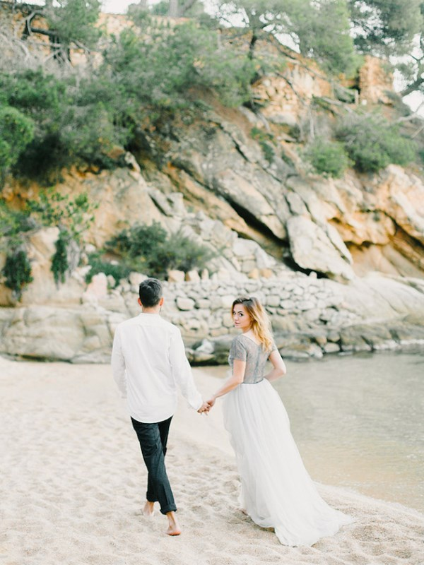 Utterly Romantic And Sensuous Spanish Destination Wedding