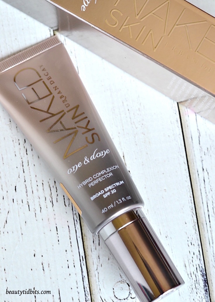 Does Urban Decay Naked Skin One & Done live up to the hype? Click through to find out now!