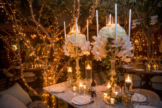 Wedding centerpieces - Kane and Social