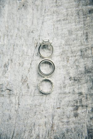 Wedding rings - Kane and Social