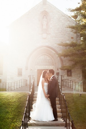 Beautiful wedding photo - Blaine Siesser Photography