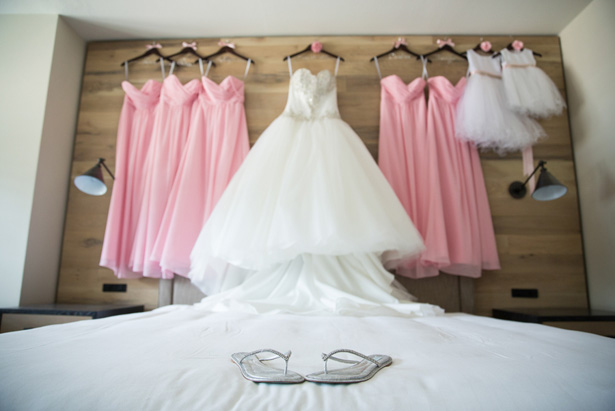 Wedding dresses - Jeramie Lu Photography