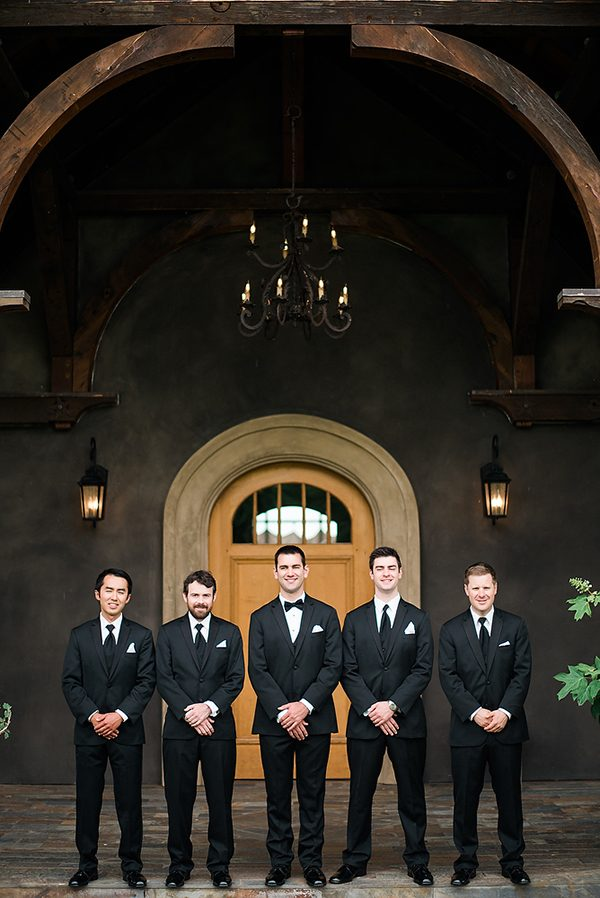groomsmen's suits photo by Ryan Flynn Photography http://ruffledblog.com/walla-walla-vineyard-wedding