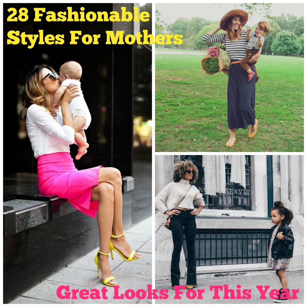 Stylish Mum outfits this year (14)