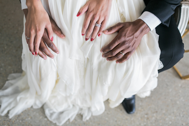 Holding hands | Alexis June Weddings and @aislesociety
