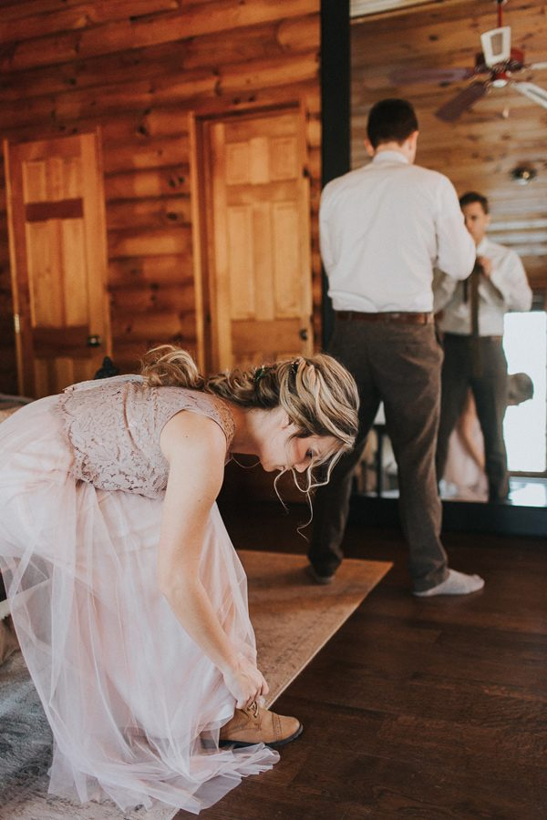 bride and groom - photo by The More We See http://ruffledblog.com/cedar-lake-estate-wedding-inspiration