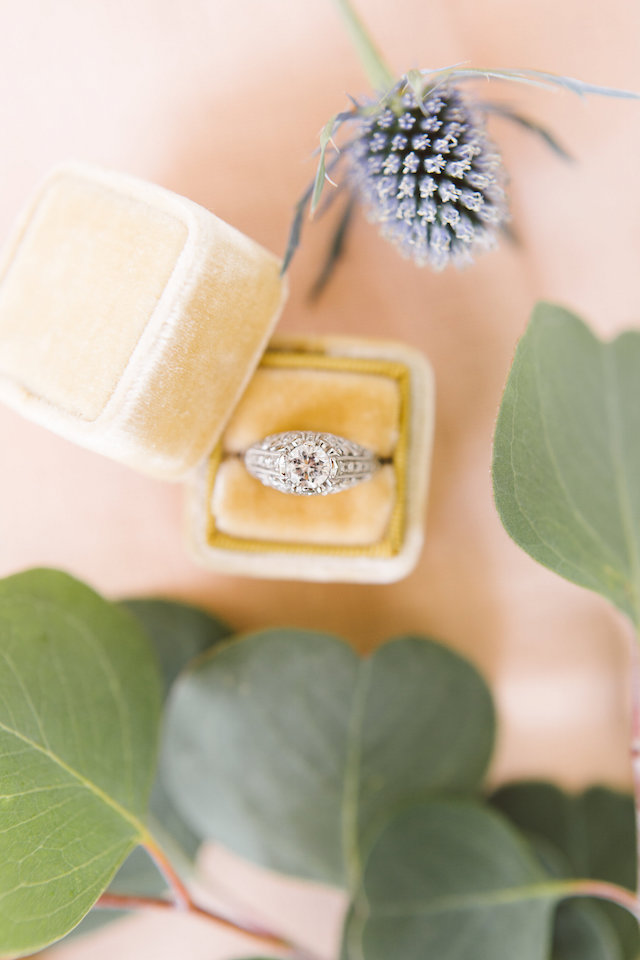 Yellow Mrs Box | Photography: Brooke Michelle Photography