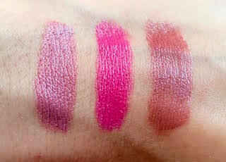 NYC New York Color Get It All Lip Color swatches