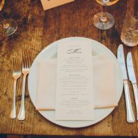 Place setting - Kane and Social