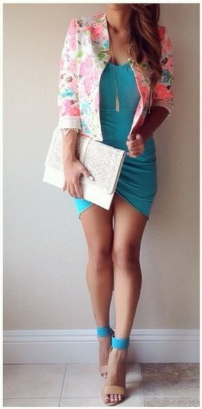 outfits for printed blazers (26)