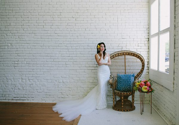 bridal inspiration - photo by Amber Vickery Photography http://ruffledblog.com/tropical-cuban-wedding-inspiration
