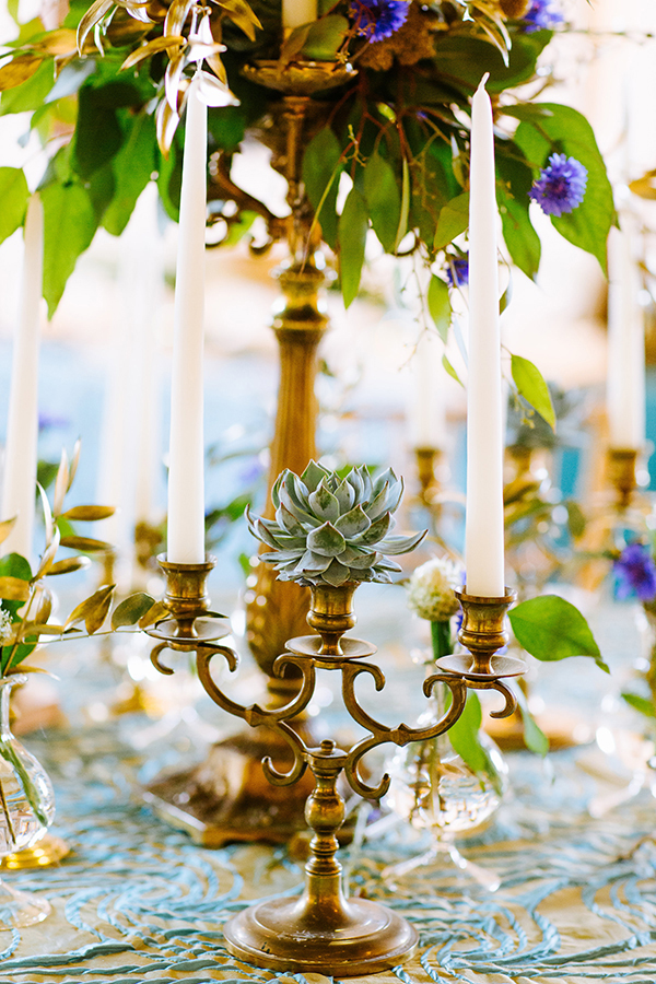 wedding succulents - photo by Texture Photo http://ruffledblog.com/golden-sands-wedding-inspiration