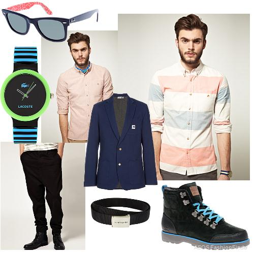 Ideas for Men to wear Neon Outfits (11)