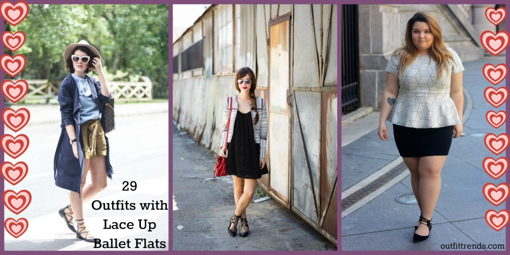 Dressing Ideas with Flats (1)