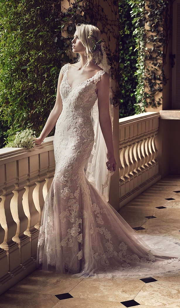 Casablanca Spring 2016 Wedding DressCasablanca Spring 2016 Wedding Dress 18