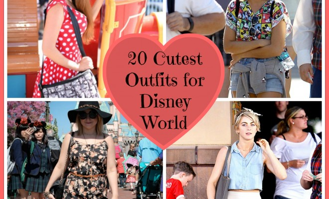 fb29050e1d72 Cute Outfits To Wear At Disney World. Going to Disneyland might feel like a  dream come true. It can be the most memorable trip of your life and no  matter ...