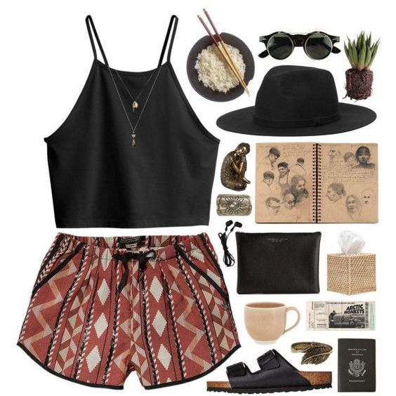 camping outfit 2