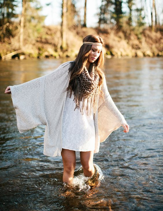bohemian camping outfit