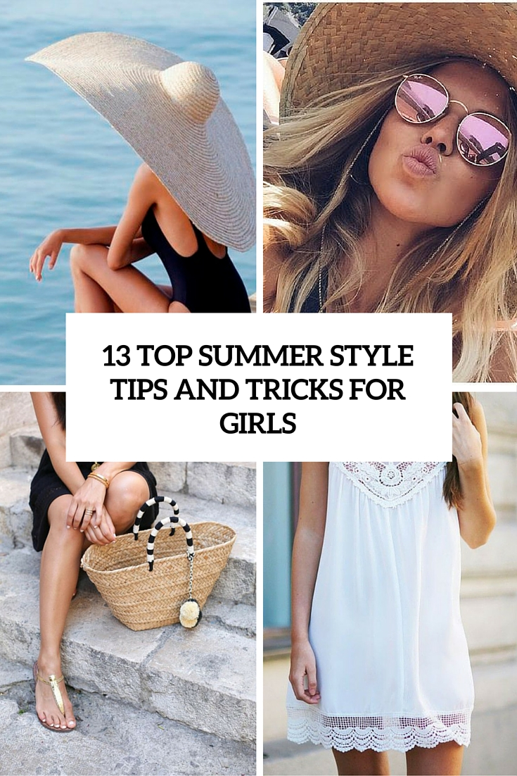 13 top summer style tips and tricks for grils cover