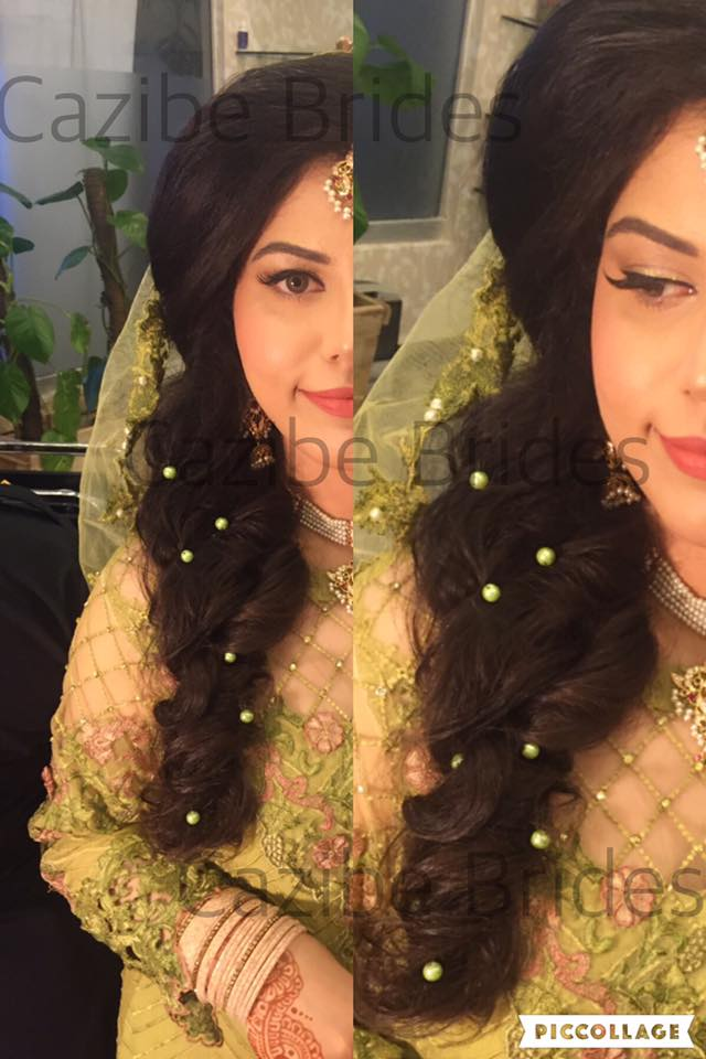 Pakistani Bridal Hairstyles For A Perfect Look (7)