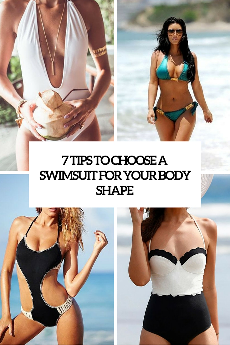 7 tips to choose a swimsuit for your body shape cover