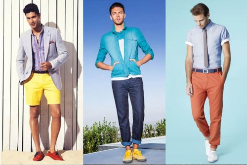 Ideas for Men to wear Neon Outfits (3)