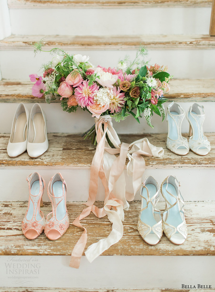 bella belle shoes 2016 eternal lookbook rachel may photography beautiful wedding shoes
