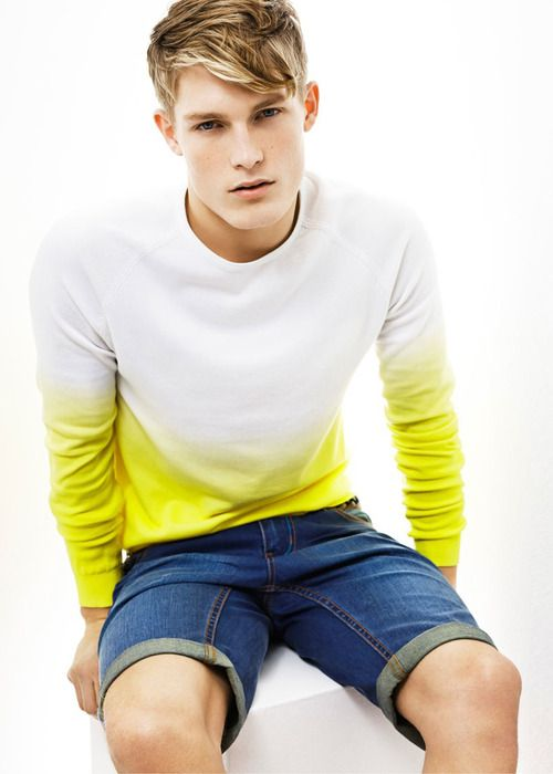 Ideas for Men to wear Neon Outfits (9)