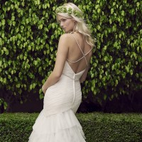 Casablanca Spring 2016 Wedding Dress 42