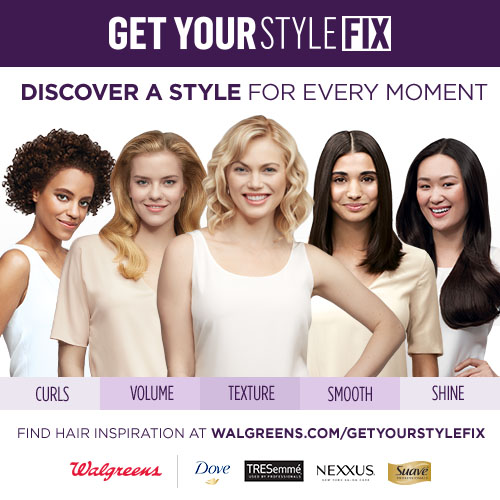 Get Your Style Fix at Walgreens