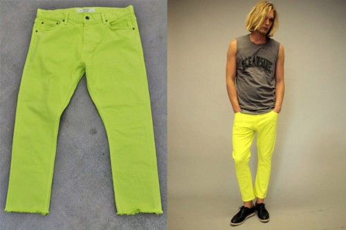 Ideas for Men to wear Neon Outfits (7)