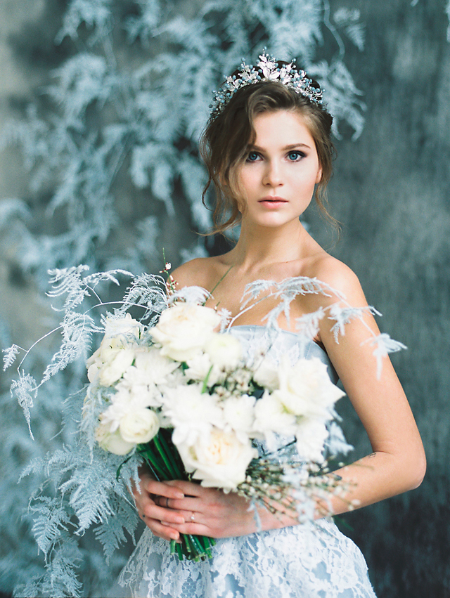 Winter wedding bouquet | Svetlana Strizhakova