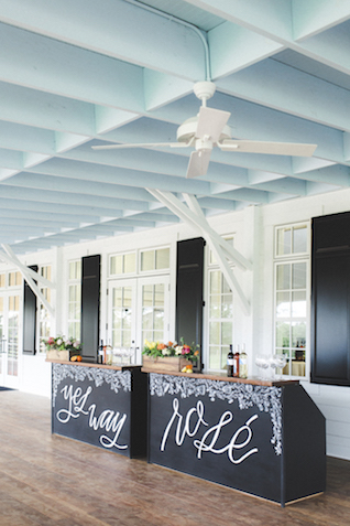 Yes way rose bar | Stephanie Yonce Photography