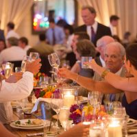 Wedding guests - Jack Looney Photography