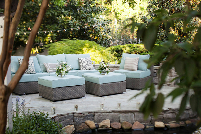 Outdoor lounge | Phindy Studios