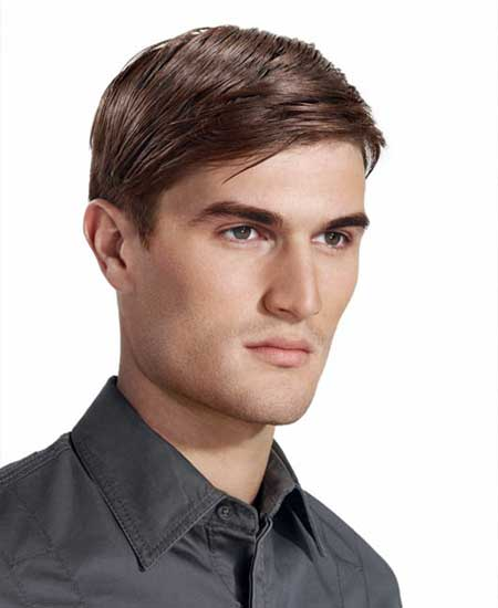 #7 - Short Sleek Side-swept