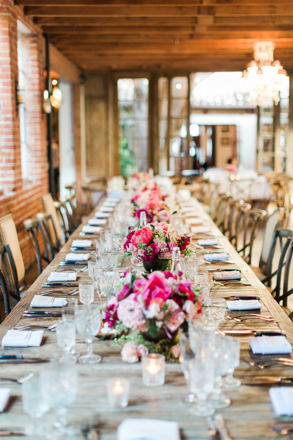 Carondelet House Wedding - photo by Valorie Darling Photography http://ruffledblog.com/floral-filled-carondelet-house-wedding