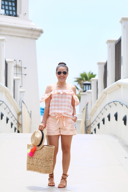 Comfy outfit with tote