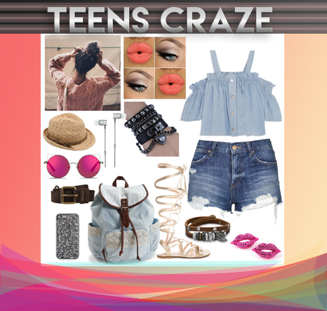#10 - Cool and Sassy Beach Outfit
