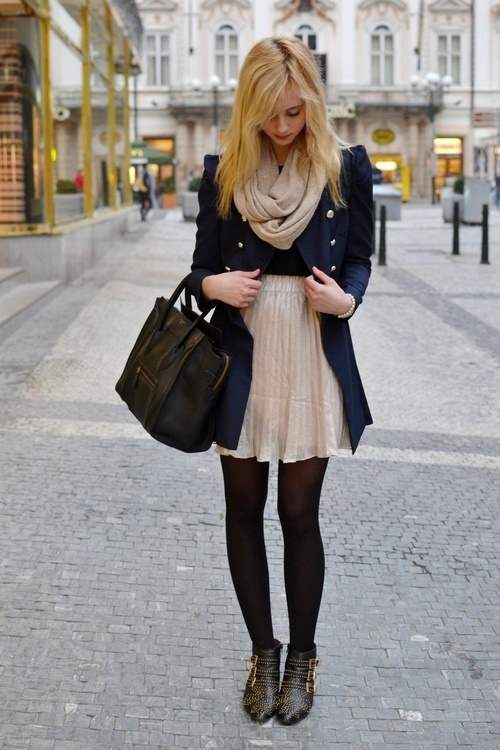 Classy Fall outfit