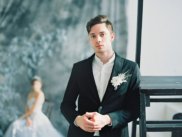 Stylish groom | Svetlana Strizhakova