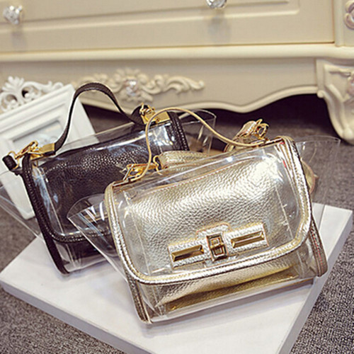 Style tips to carry clear and transparent handbags (1)